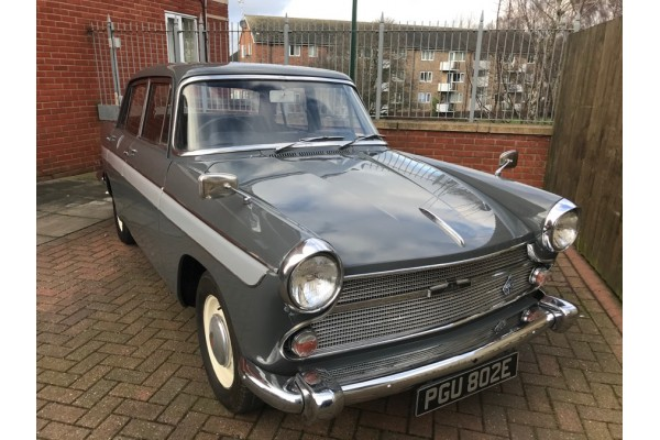1967 Austin Cambridge A60 SOLD