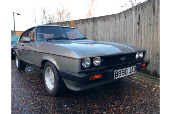 1985 Ford Capri 2.8 Injection Auto SOLD