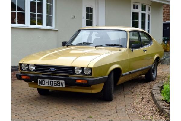 1980 Ford Capri 1600GL