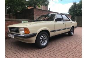 1980 Ford Cortina 1600 GL Auto