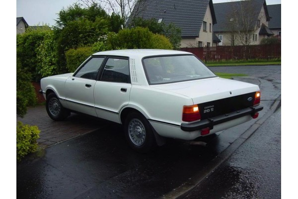 1978 Ford Cortina MK 4 2000S For Hire