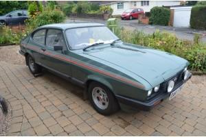 1982 Ford Capri 2000 Cabaret