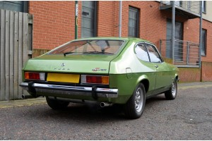1974 Ford Capri 3000GT MK2