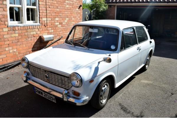 1970 Austin 1300 2 Door Auto SOLD