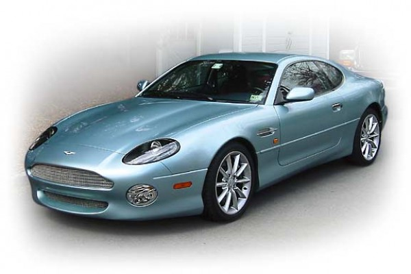 Aston Martin DB7's Wanted