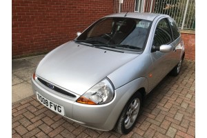 2008 Ford Ka Zetec SOLD