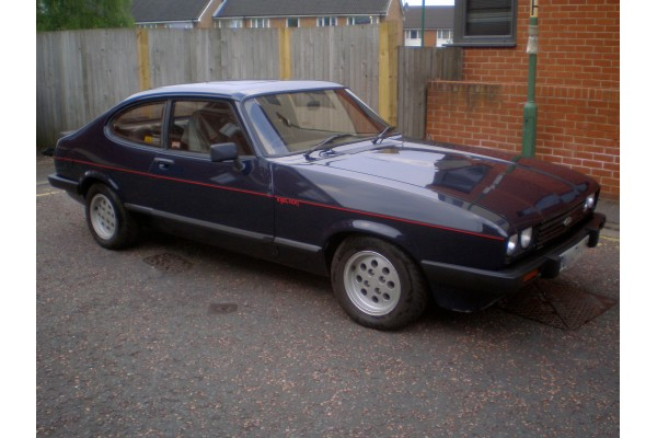 1982 Ford Capri 2.8 injection