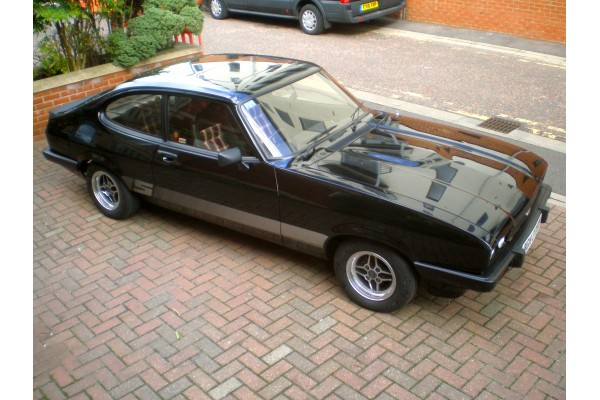 1981 Ford Capri 3000S SOLD
