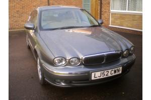 2001 Jaguar X type 2.5 SE Auto