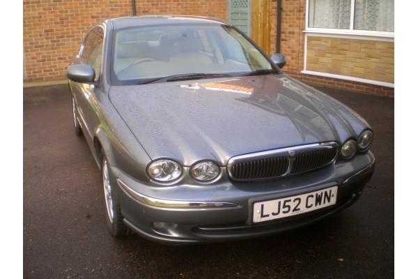 2001 Jaguar X type 2.5 SE Auto SOLD